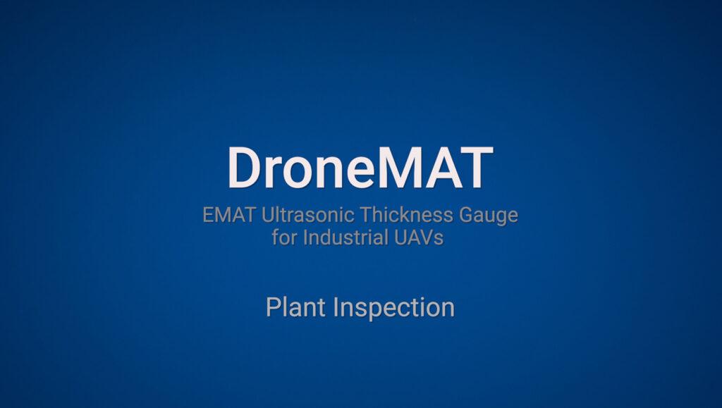 DroneMAT | Plant Inspection